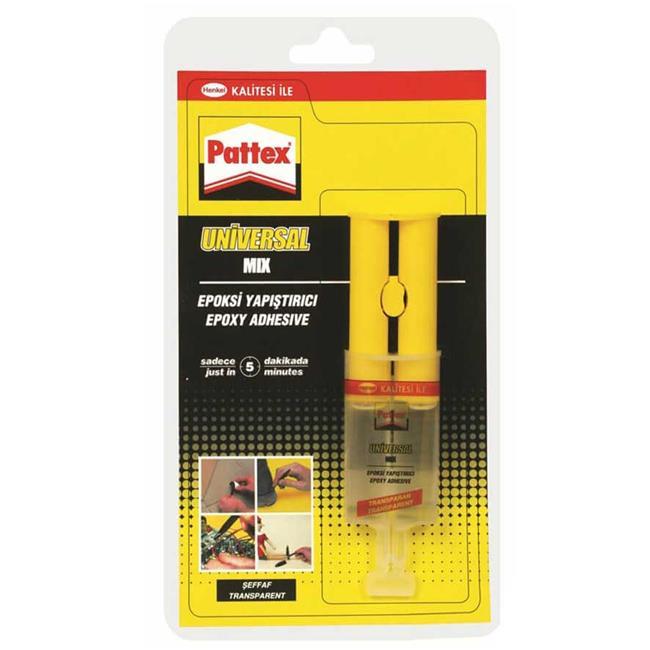PATTEX YAPIŞTIRICI EPOXY MİX 27GR 1380802