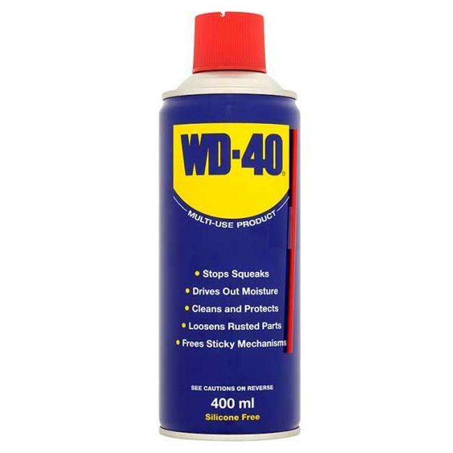 PATTEX YAĞLAYICI WD-40 400 ML 415830