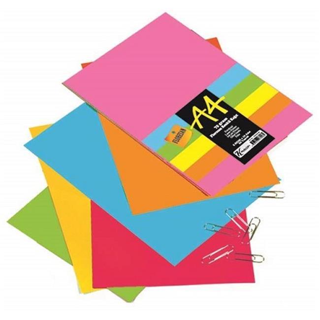 Keskin Color KESKİN FOTOKOPİ KAĞ. A4   50 Lİ FOSFORLU 205003