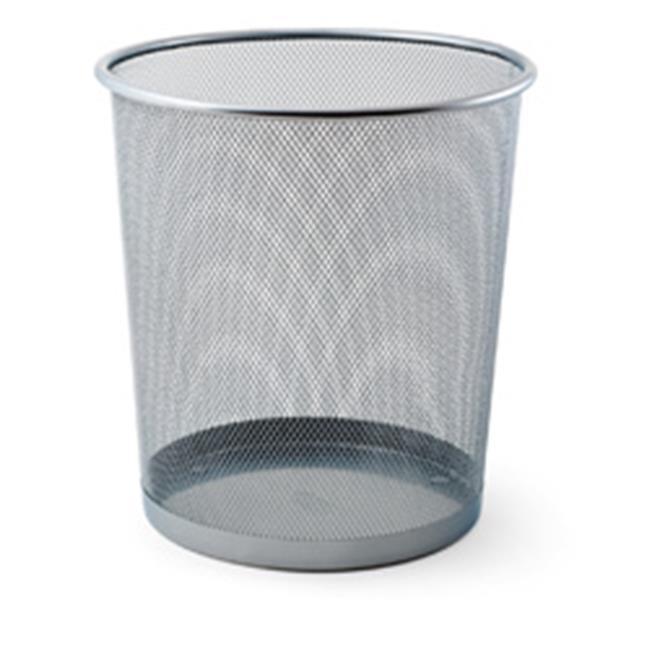 Mas Tam Delikli Çöp Kovası (A.Gri)