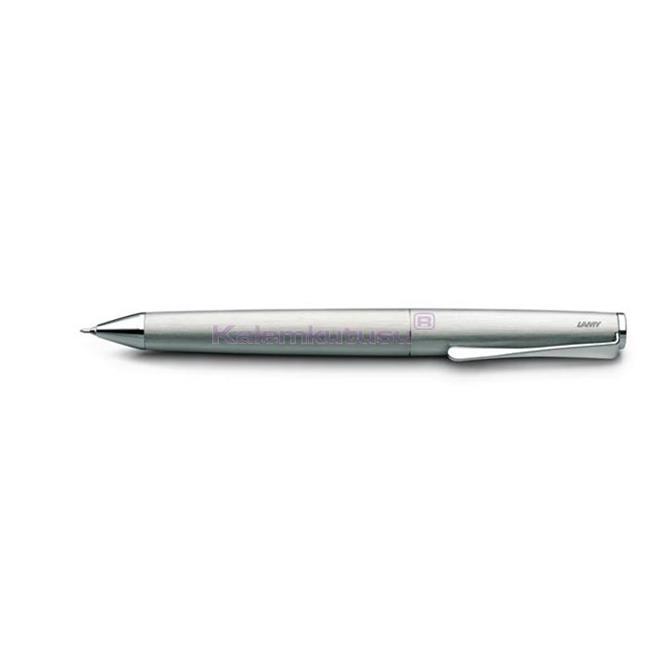 LAMY Studio Mat Lake Buz Krom (Çelik) Silindir Tasarım Multi Fonksiyonlu kalem - 665 twin<br><img src='resim/isyaz.gif' border='0'/>