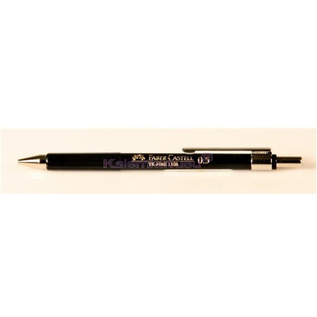 Faber-Castell TK-FINE 1306 0.5mm VERSATİLKALEM - Siyah %30 İndirimli Fiyatlarla