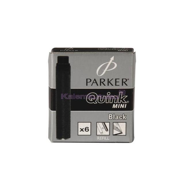 Parker Esprit Quink Dolmakalem Mini 6'lı Kartuş - 2 Farklı Renk Seçeneği   %30 İndirimli Fiyatlarla