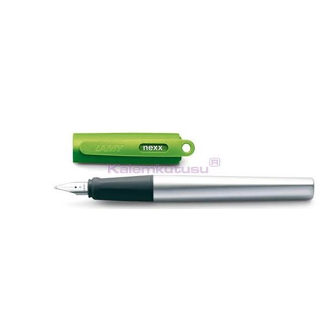 Lamy nexx lime Prizma Tasarımlı Dolma kalem - 2 Farklı Uç Seçeneği %30 İndirimli Fiyatlarla