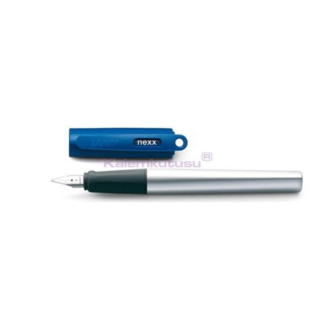 Lamy nexx blue Prizma Tasarımlı Dolma kalem - 2 Farklı Uç Seçeneği %30 İndirimli Fiyatlarla