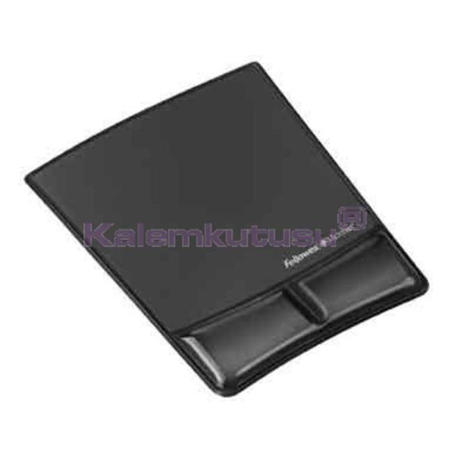 Fellowes Mouse Pad+bilek Desteği Siyah 7855