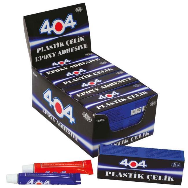 404 Plastik Çelik No:01 15313035 %30 İndirimli Fiyatlarla
