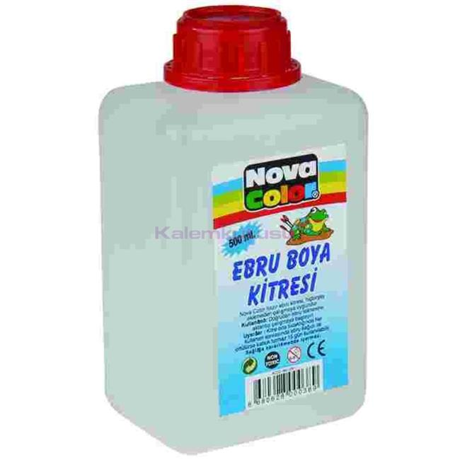 Nova Color Ebru Kitresi 500 Ml Nc-281