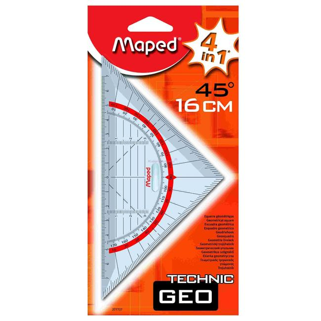 Maped Gönye 16/45 Technic 277737