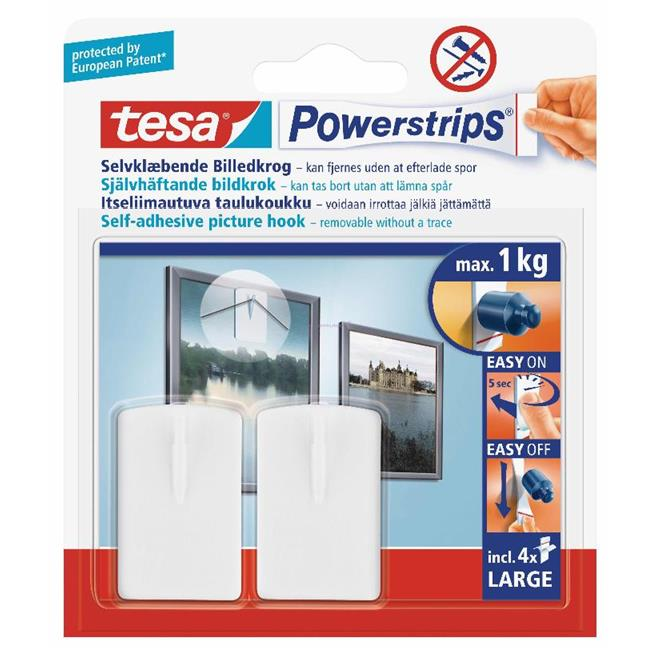 Tesa Powerstrips Picture Hook