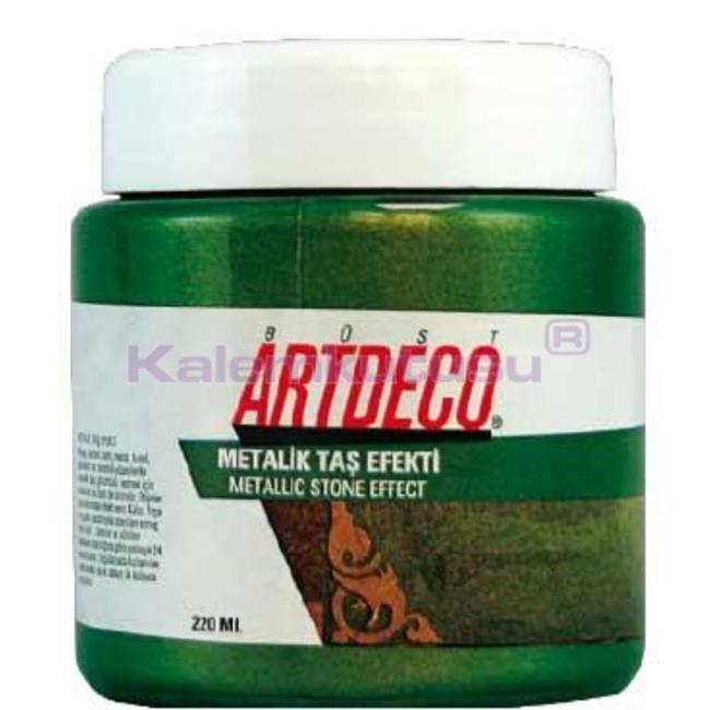 Artdeco Taş Efekti Metalik 220ml. Antik Alti 2023
