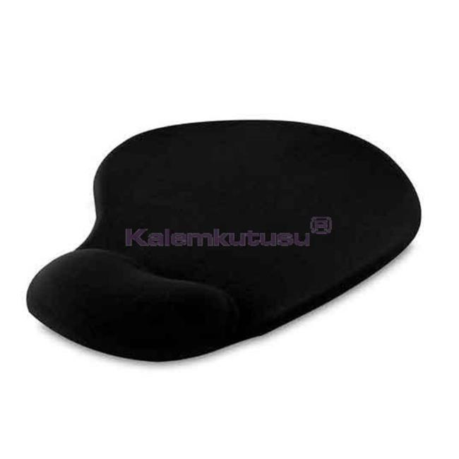 Addison Mouse Pad Jel Bilek Destekli Siyah 300152