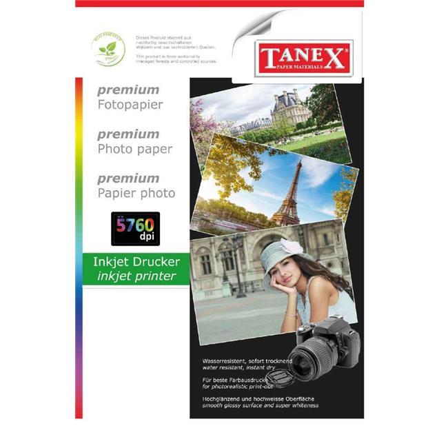 Tanex Fotoğraf Kağidi A4 200 Gr 25 Li Hc200g-25