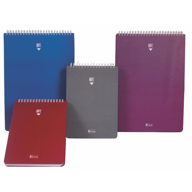 Keskin Color KESKİN BLOKNOT A4 100 YP.ÇİZ.SPR.SERT OFC 141201