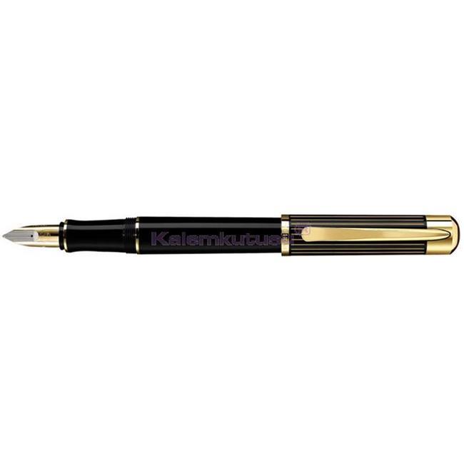 Pelikan Ductus P3110 Altın/Doğal Reçine Dolma kalem