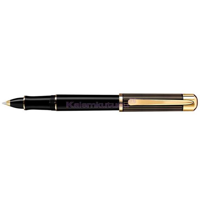 Pelikan Ductus Altın/Doğal Reçine Roller kalem - R3110 %30 İndirimli Fiyatlarla