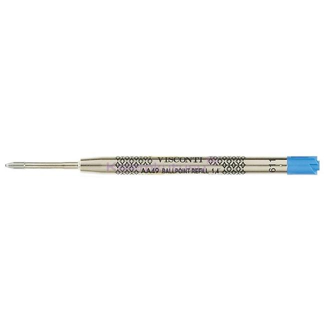 VISCONTI Gel Tükenmez Kalem Yedek 0.7 mm - 2 Farklı Renk Seçeneği