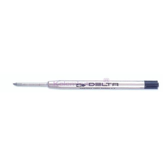 DELTA Capless 0.7mm Roller Yedek - Siyah