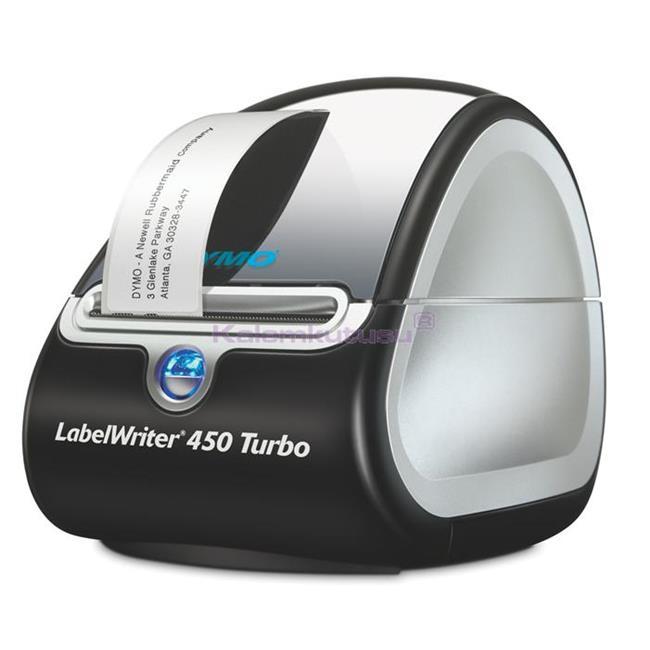 Dymo LabelWriter 450 Turbo PC Bağlantılı Etiket Yazıcı