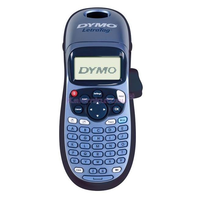 DYMO LetraTag  LT 100H Elde Taşınabilir Kişisel Etiketleme Makinesi