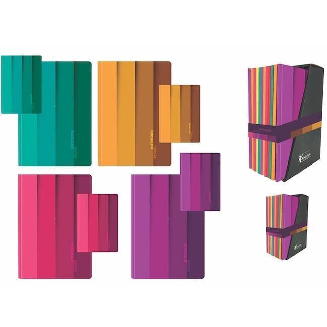 Keskin Color KESKİN BLOKNOT 9x14 DESİGN 40 YP.ÇİZ. 140361-99