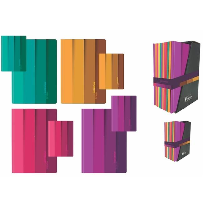 Keskin Color KESKİN BLOKNOT 9x14 DESİGN 40 YP.KAR. 140362