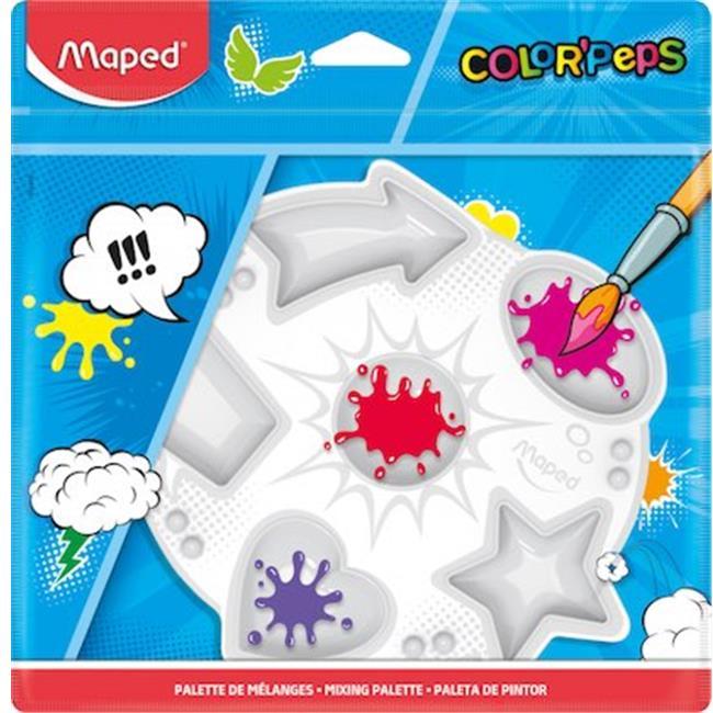 MAPED PALET COLOR PEPS PLASTİK 811410