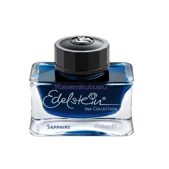 Pelikan Edelstein Ink Collection Dolmakalem Mürekkep - Sapphire (Blue)