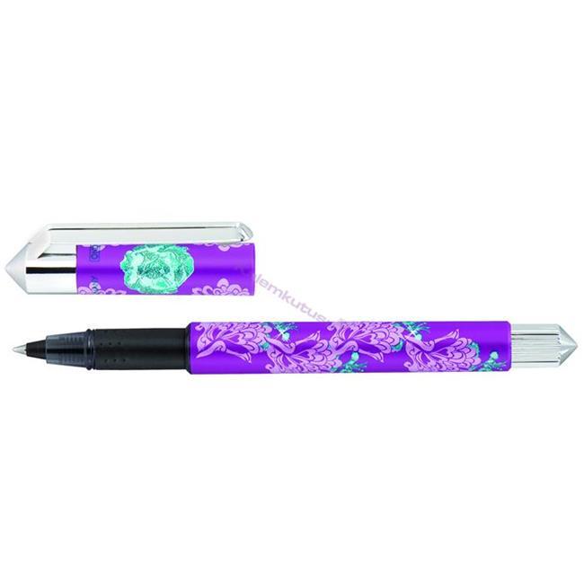 ONLINE Blue Rose Kartuşlu Sistem 0.5mm Roller kalem %30 İndirimli Fiyatlarla