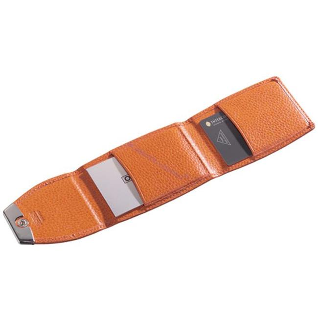 ONLINE Leather Crystallized® -Swarovski Tasarım Deri Kredi Kartlık(11x7cm) - Juicy Mango %30 İndirimli Fiyatlarla