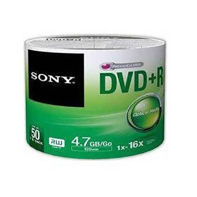 SONY DVD-R 50 LI SPINDLE