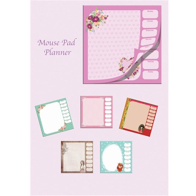 RASYONEL PLANNER MOUSE PAD LM-009