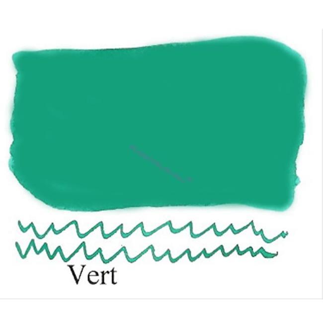 L'Artisan Pastellier Klasik Dolmakalem Mürekkebi / 30ml - Yeşil