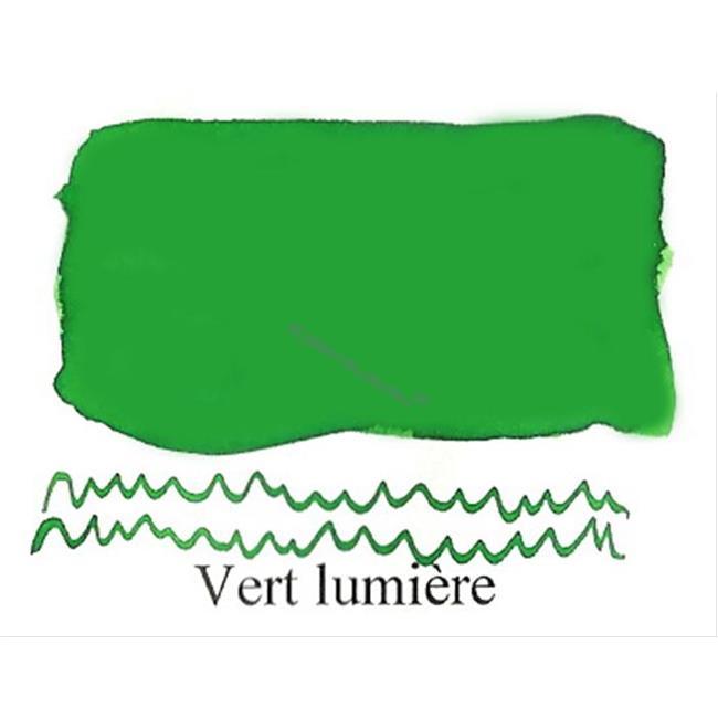 L'Artisan Pastellier Klasik Dolmakalem Mürekkebi / 30ml - Açık Yeşil