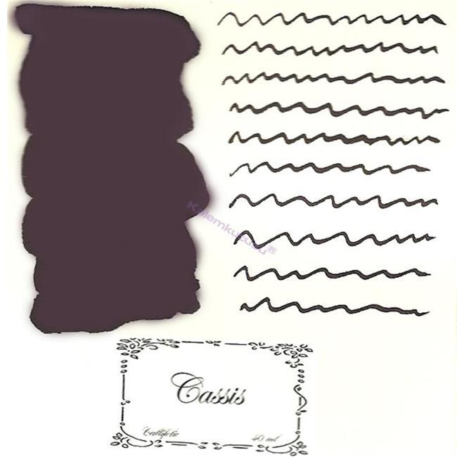 L'Artisan Pastellier Callifolio Dolmakalem Mürekkebi / 40 ml Cam şişe - Frenk Üzümü