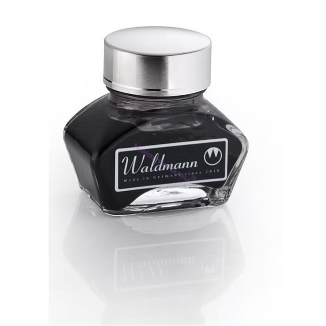 Waldmann Germany Dolmakalem Mürekkep 30ml. - Siyah
