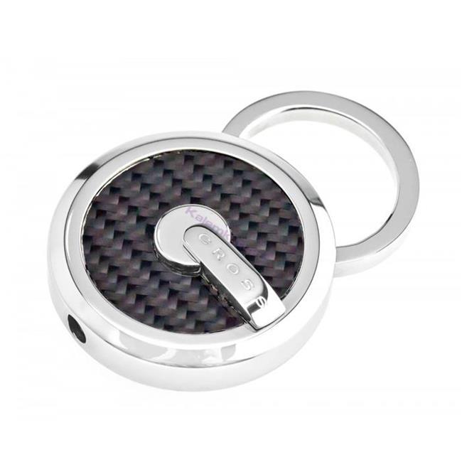 CROSS Tiverton KarbonFiber/Çelik Anahtarlık %30 İndirimli Fiyatlarla