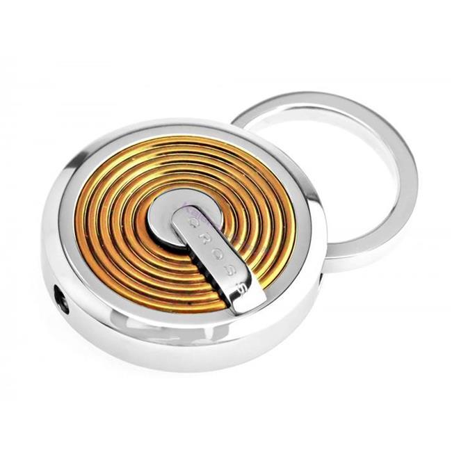 CROSS Tiverton PVD Altın Kaplama/Çelik Anahtarlık %30 İndirimli Fiyatlarla