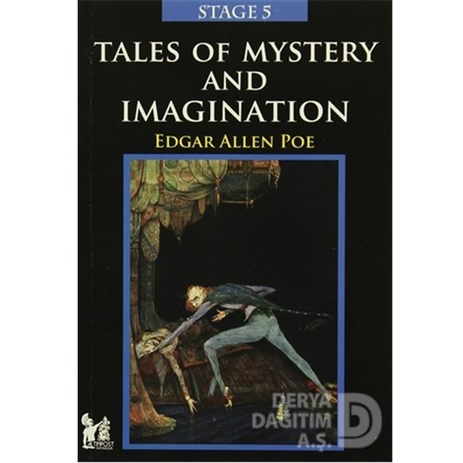 ALTINPOST / STAGE 5 : TALES OF MYSTERY AND IMAGINA %30 İndirimli Fiyatlarla