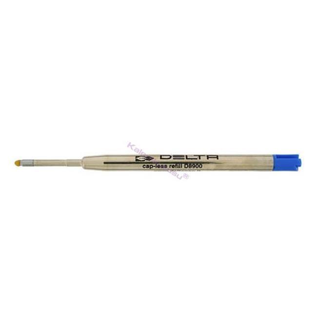 DELTA Capless 1.0mm Roller Yedek - Mavi
