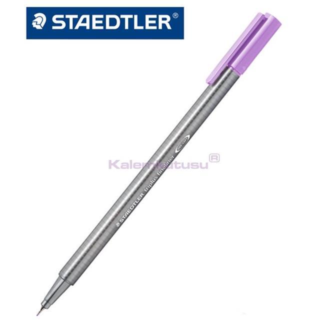 Staedtler 334-62 Üçgen Fineliner Lavanta 0.3 Mm