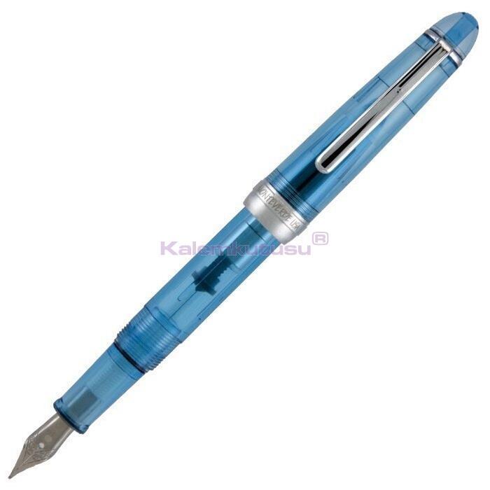 MONTEVERDE USA Monza Dolma Kalem Island Blue - Fine(İnce)  %30 İndirimli Fiyatlarla