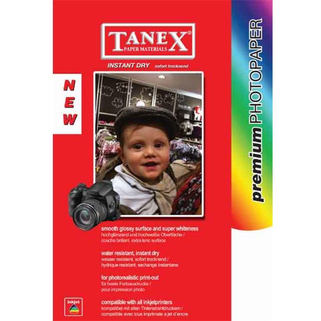 TANEX FOTOĞRAF KAĞIDI A6 10X15 240 GR 50Lİ HC240G