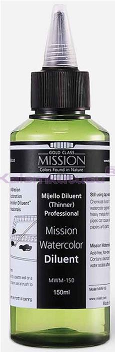 Mission Suluboya İnceltici 150Ml Wm150