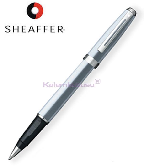 SHEAFFER Prelude Buz Krom/Nikel Roller kalem <br><img src='resim/isyaz.gif' border='0'/>