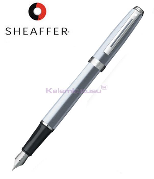SHEAFFER Prelude Buz Krom/Nikel Dolma kalem  %30 İndirimli Fiyatlarla