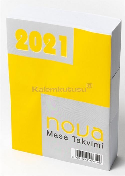 Nova Masa Takvimi 2021