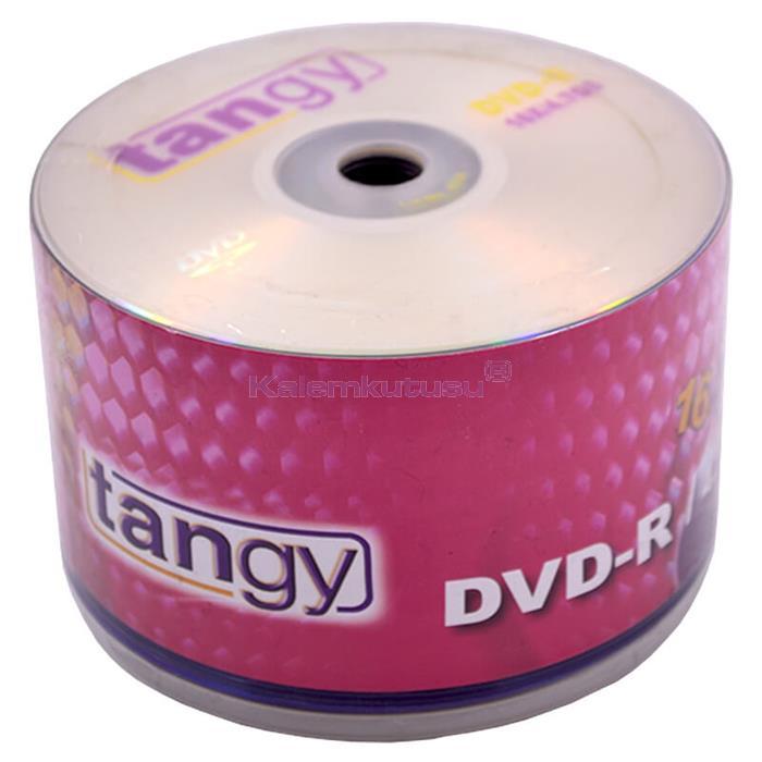 TANGY DVD-R 4.7GB A GRADE 50 LI PK  11147