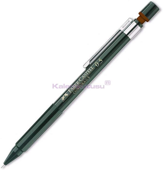 Faber-Castell Contura Versatil Kalem 2 Farklı Uç Seçeneği ucuz ve kaliteli  %30 İndirimli Fiyatlarla