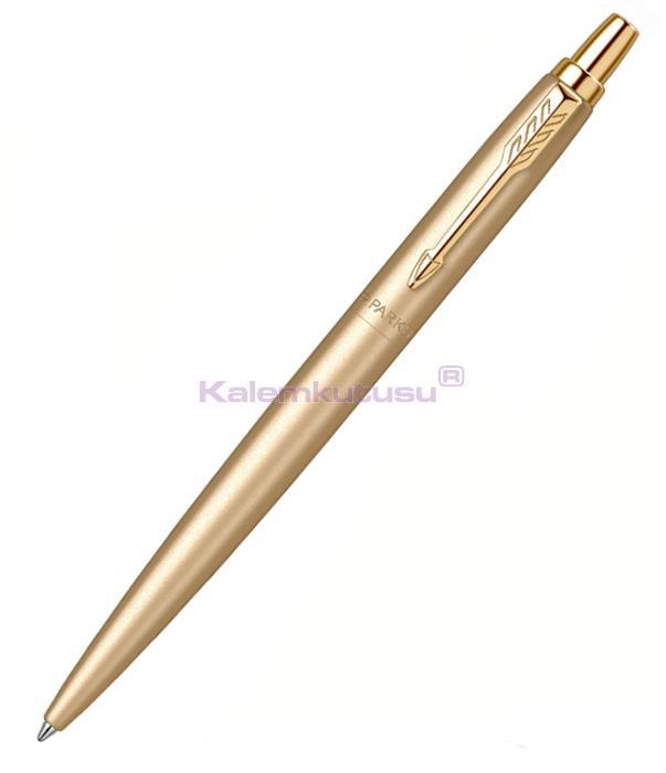 Parker Jotter XL Monochrome Matte Gold GT Tükenmez Kalem<br><img src='resim/isyaz.gif' border='0'/>